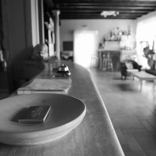 Reception Albergo Locanda Domus Romulea